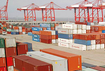 Container Terminal and Cargo Handling