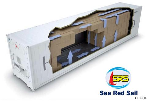 Cargo Container Iran