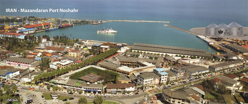 NOWSHAHR PORT