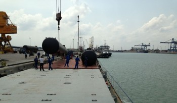 Break Bulk Amirabad Behshahr Port